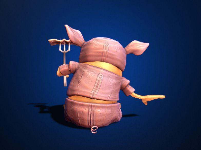 Pig_render02